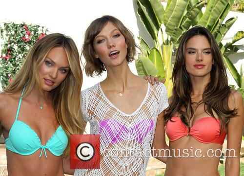 Candice Swanepoel, Karlie Kloss and Alessandra Ambrosio 20