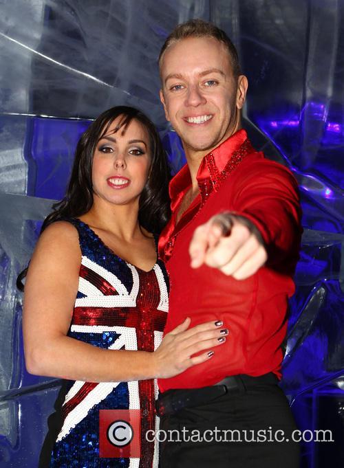 Beth Tweddle and Daniel Whiston 2