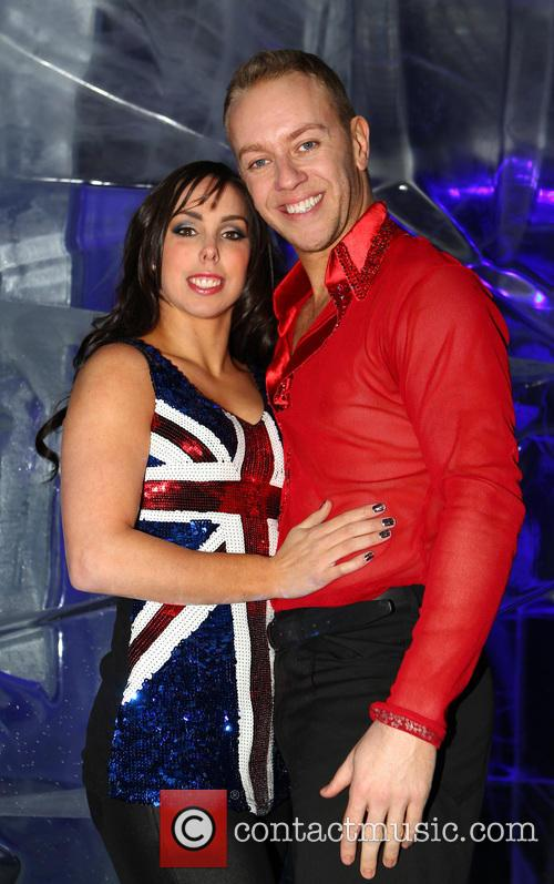 Beth Tweddle and Daniel Whiston 3
