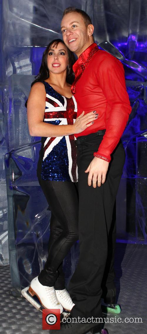 Beth Tweddle and Daniel Whiston 5