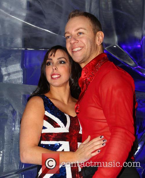 Beth Tweddle and Daniel Whiston 8