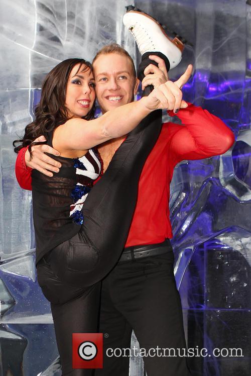 Beth Tweddle and Daniel Whiston 1