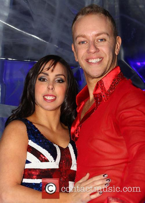 Beth Tweddle and Daniel Whiston 11