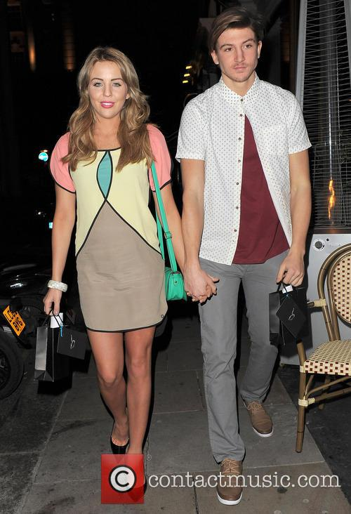 Lydia Bright and Tom Kilbey 2