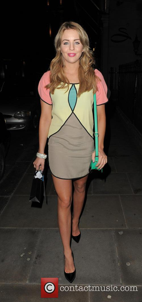 Lydia Rose-bright and Lydia Bright 7