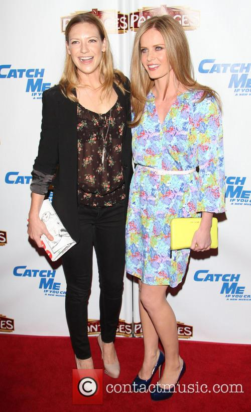 anna torv rebecca mader opening night of catch 3553118