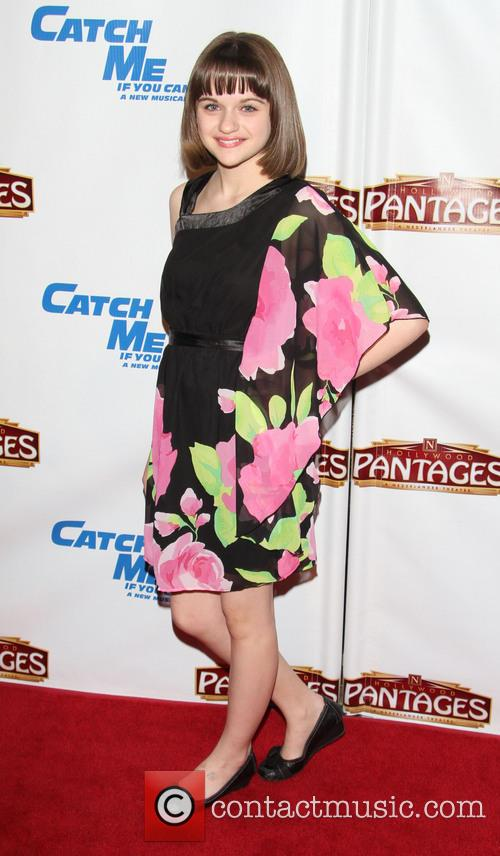 joey king opening night of catch me 3553105