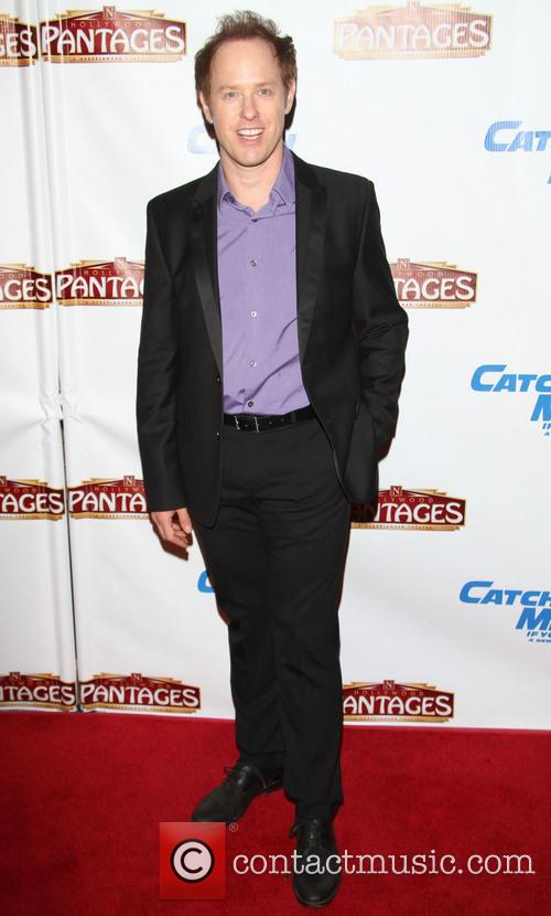 raphael sbarge opening night of catch me 3553068