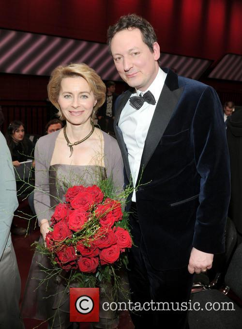 Ursula Von Der Leyen and Eckart Von Hirschhausen 2