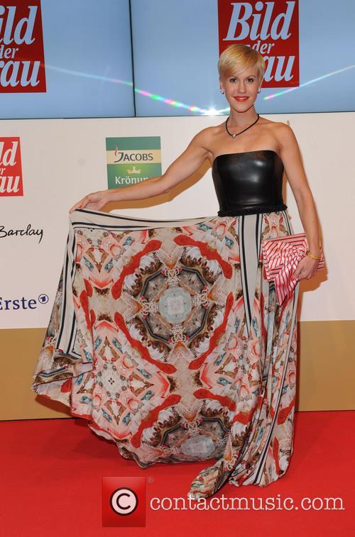 'Goldene Bild Der Frau' Award 2013