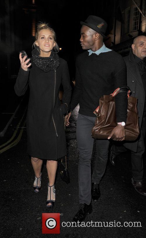 Ashley Roberts and Anthony Kaye 3