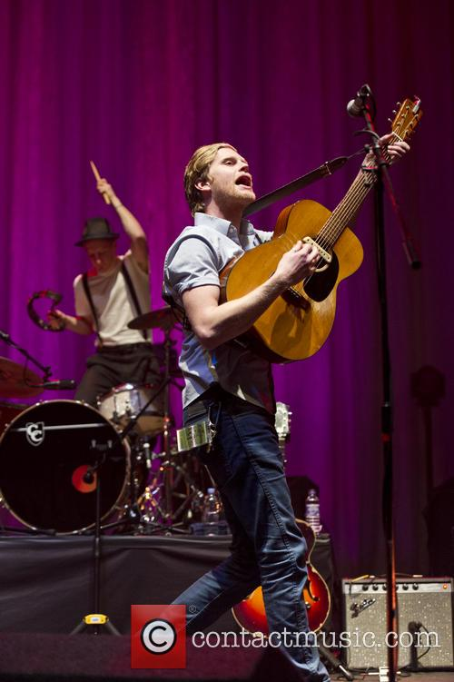 The Lumineers and Wesley Schultz 4