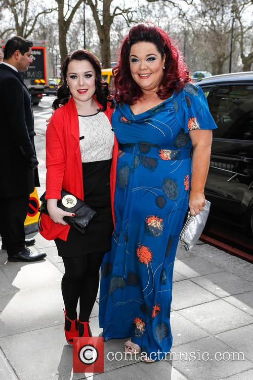Dani Harmer and Lisa Riley 3