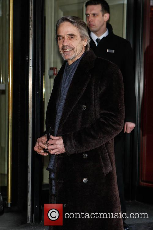 Jeremy Irons, Grosvenor House