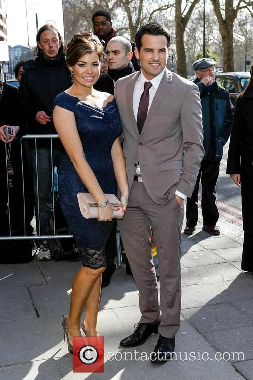 Jessica Wright, Ricky Rayment, Grosvenor House
