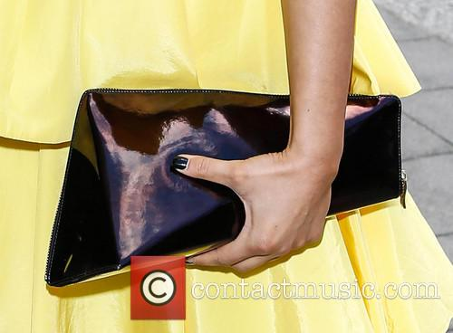 Nazaneen Ghaffar With Handbag 10