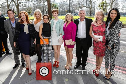 Nick Pickard, Bronagh Waugh, Gemma Bissix, Rachel Shelton, Lucy Dixon, Jazmine Franks and guests 1
