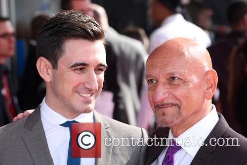 sir ben kingsley son ferdinand kingsley the princes 4106543
