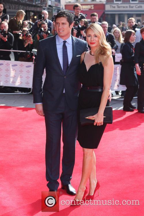 Tess Daly and Vernon Kay 2
