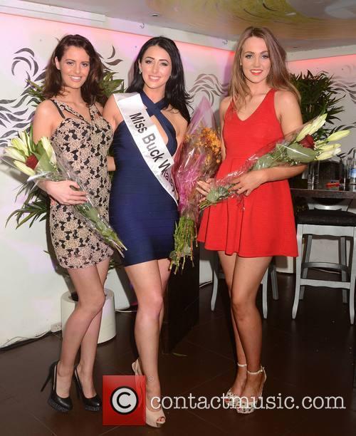 Jade Lynch (runner Up), Kate Monahan (winner) and Emma Cronin (2nd 4