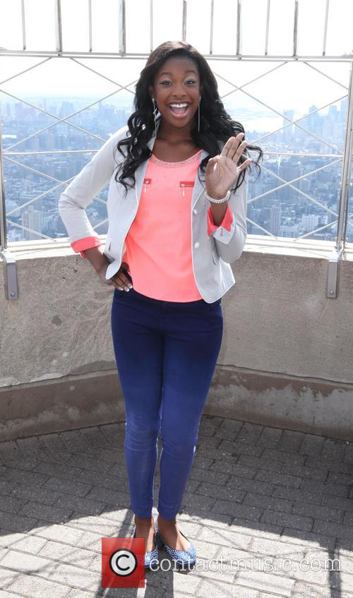 Coco Jones promotes her new EP 'Made Of'