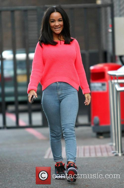chelsee healey celebs at itv 3552782