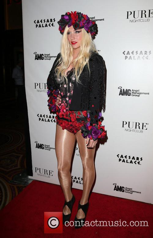 Kesha, Pure Nightclub, Caesars Palace