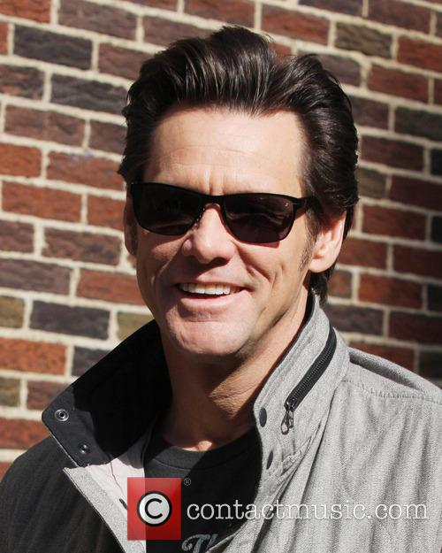 Jim Carrey Late Show