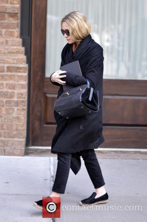 Mary-Kate and Ashley Olsen sighting