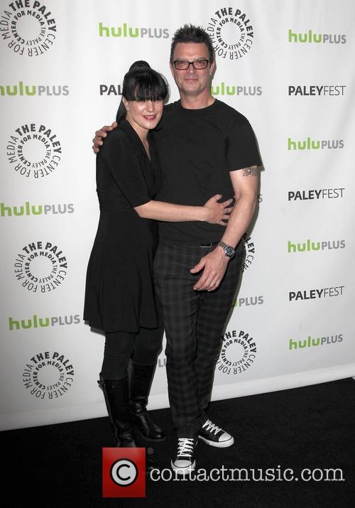 Pauley Perrette, Thomas Arklie, The Saban Theater