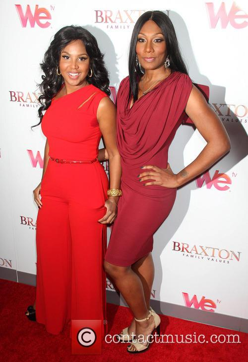 Toni Braxton and Towanda Braxton 2
