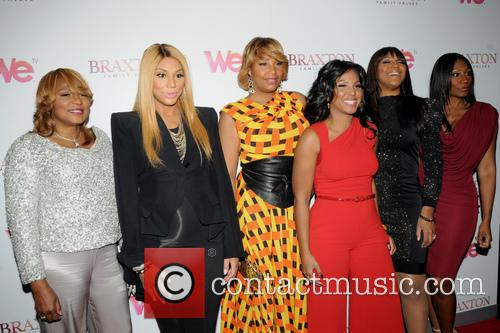 We TV's premiere of Braxton Family Values at...