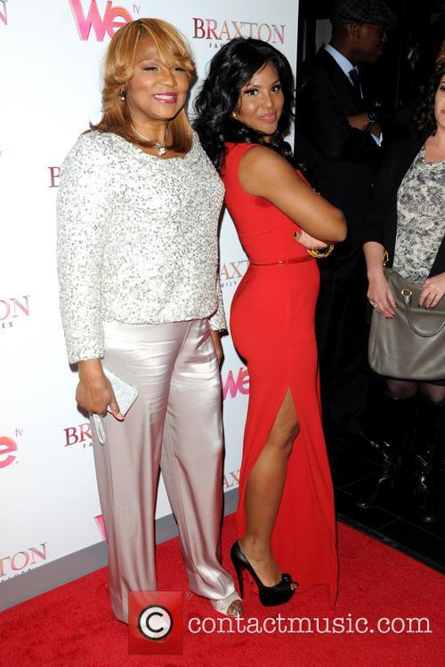 Evelyn Braxton and Toni Braxton 2