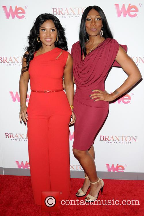 Toni Braxton and Towanda Braxton 1