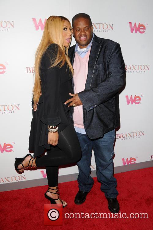Vince Herbert and Tamar Braxton 2