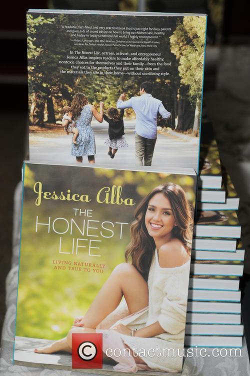 Jessica Alba and Atmopshere 1