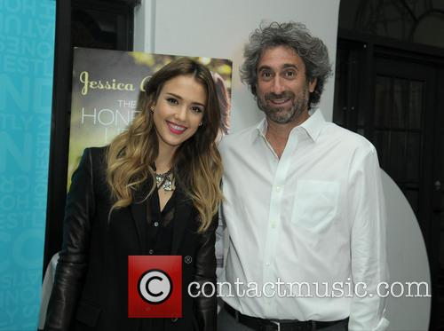 Jessica Alba and Mitchell Kaplan 4