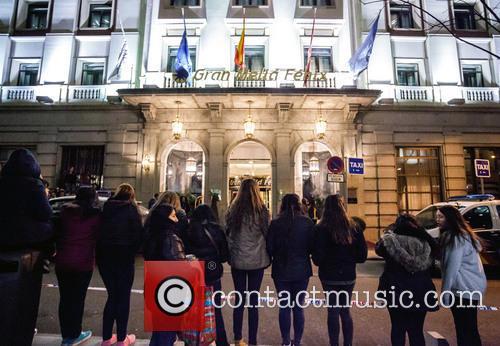 Justin Bieber in Madrid