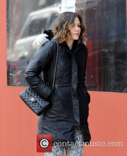 Katharine McPhee out and about in Manhattan