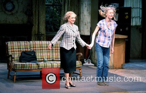 Carol Kane and Mickey Sumner 10