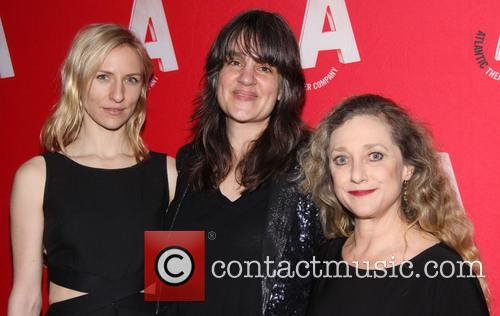 Mickey Sumner, Pam Mackinnon and Carol Kane 5
