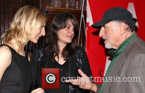 Mickey Sumner, Pam Mackinnon and Judd Hirsch 4