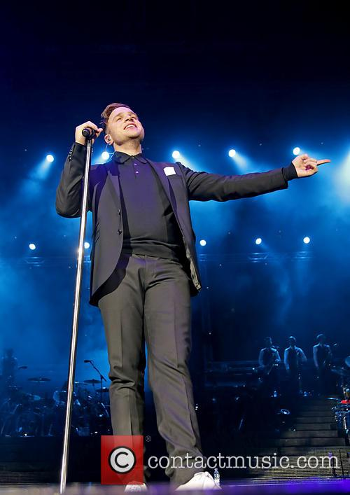 Olly Murs, Liverpool Echo Arena