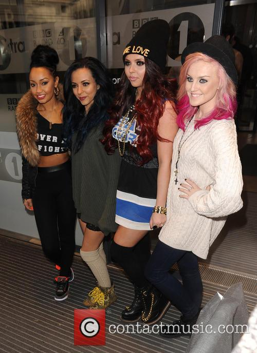 Leigh-anne, Jade Thirwall, Jesy Nelson, Perrie Edwards and Little Mix 3