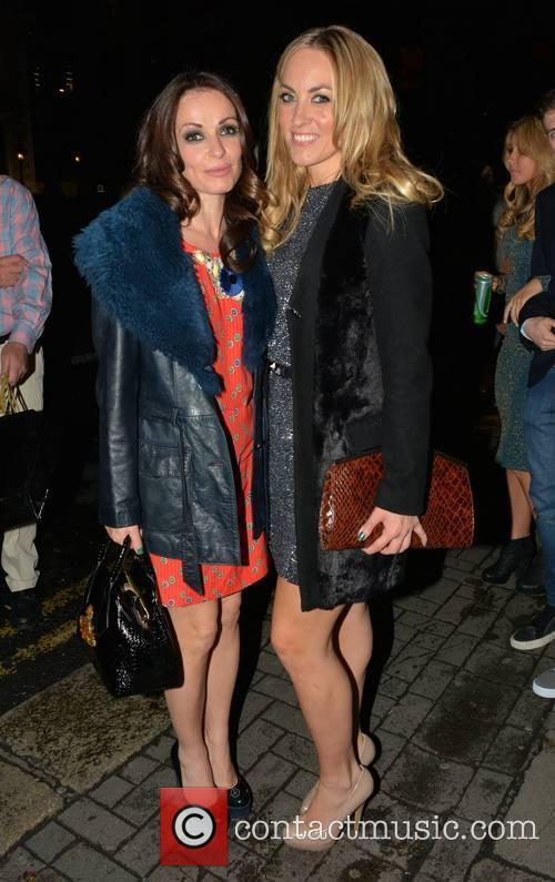 Sharon Corr and Kathryn Thomas 3