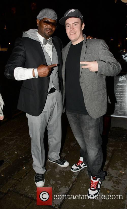 Velvin Lamont and Wayne Beatty 2