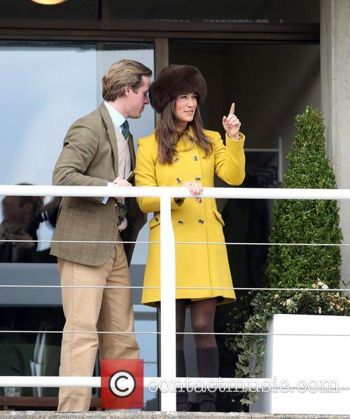 Pippa Middleton and Tom Kingston 9