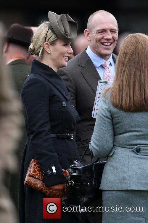 Zara Phillips and Mike Tindall 3