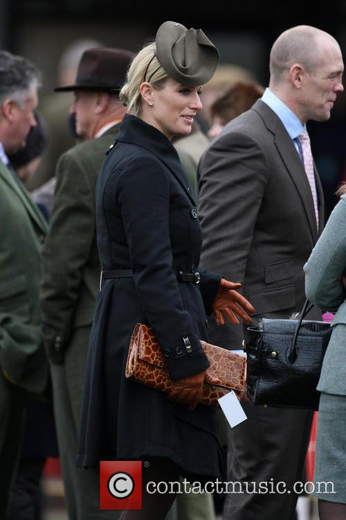 Zara Phillips and Mike Tindall 6