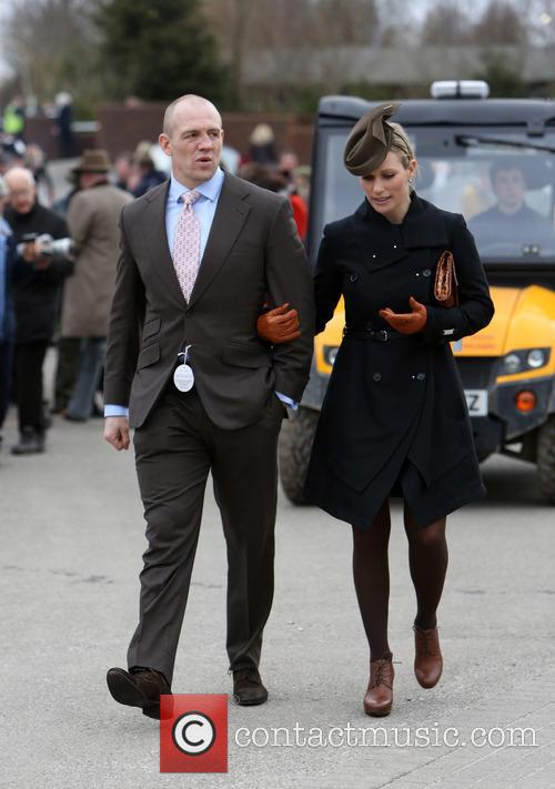 Zara Phillips and Mike Tindall 7
